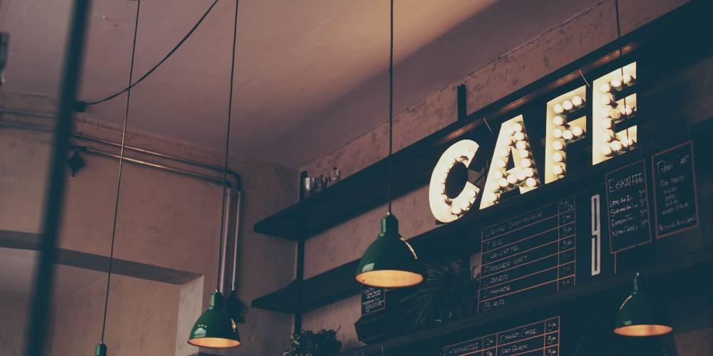 Tag på en af de mange lækre cafeer i Glostrup