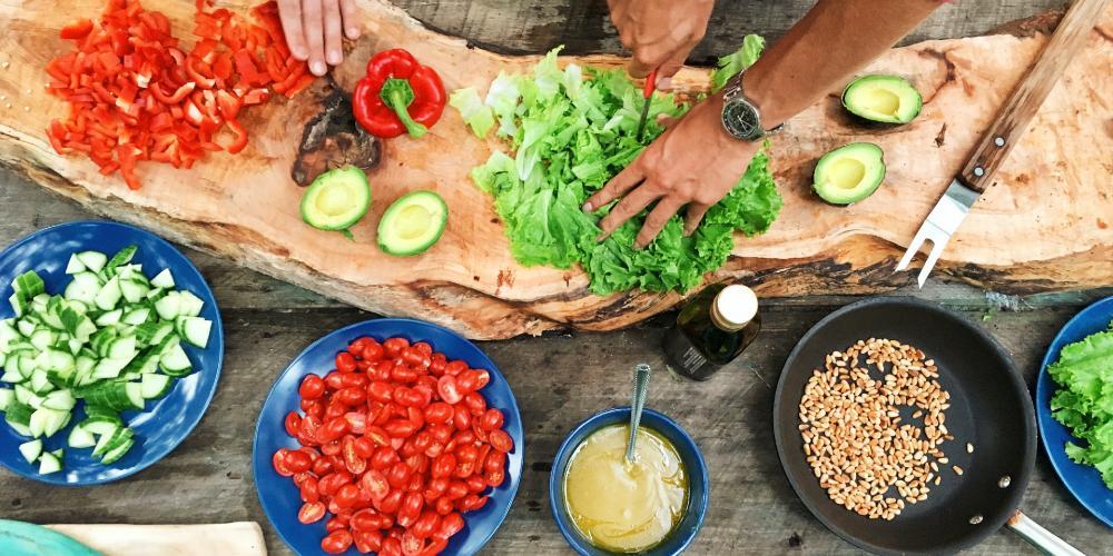 Byg dit eget udendørs køkken